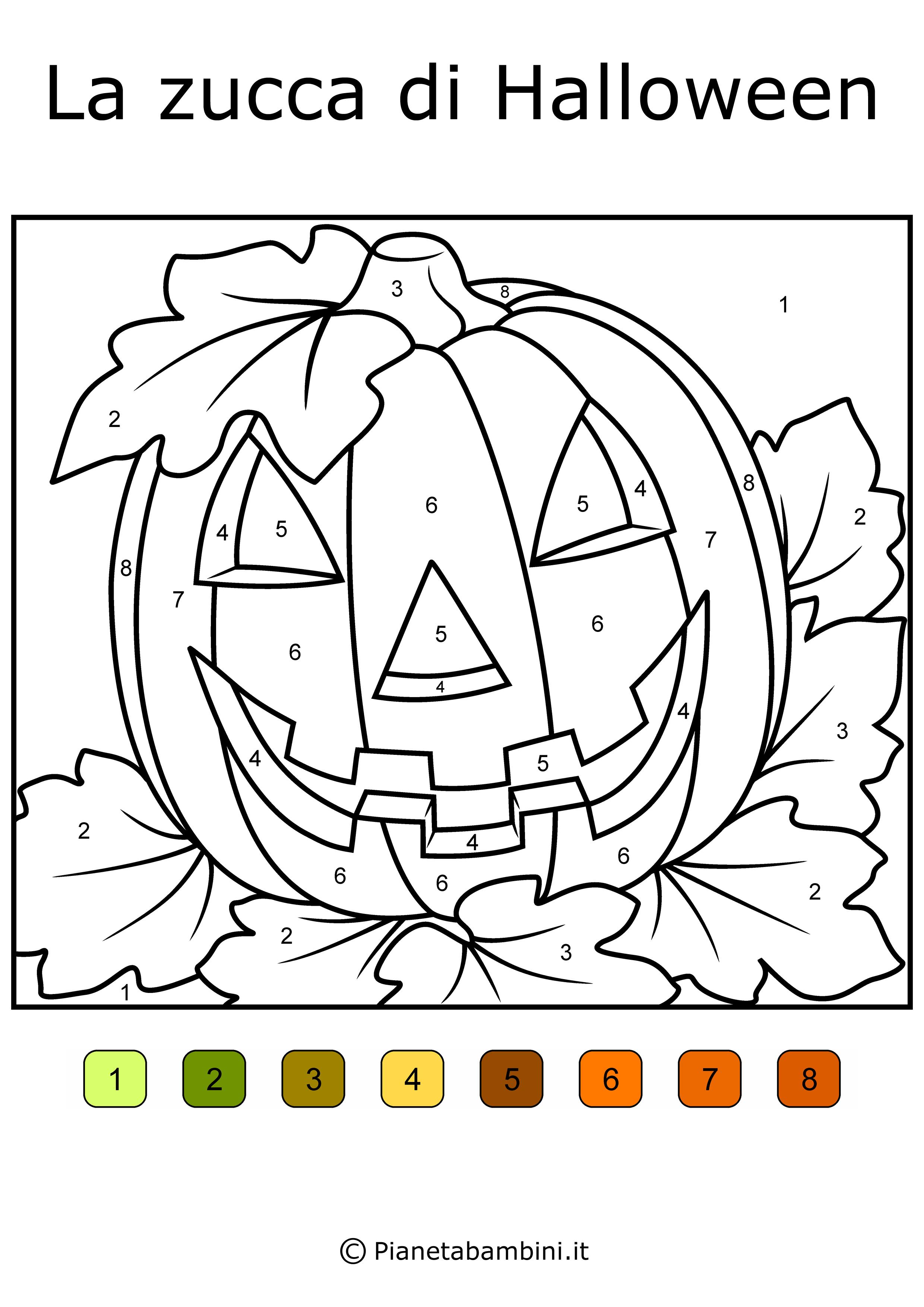 Conta-e-Colora-Semplice-Zucca-Halloween