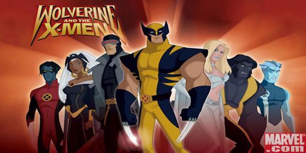 Disegni da colorare di Wolverine e gli X-Man