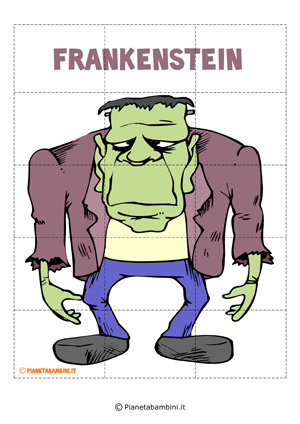 Puzzle di Frankenstein