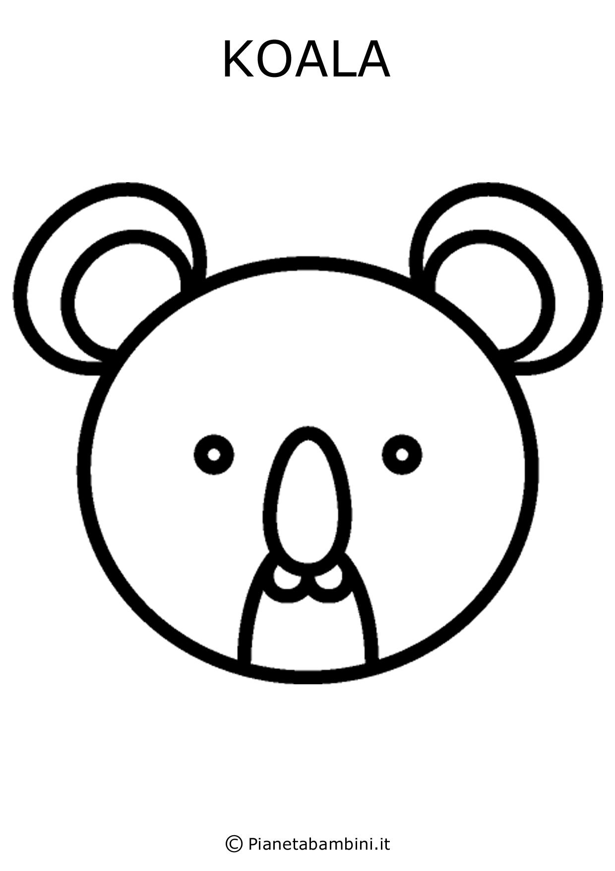Facce di 81 animali da stampare colorare e ritagliare - Immagini di animali da stampare gratuitamente ...
