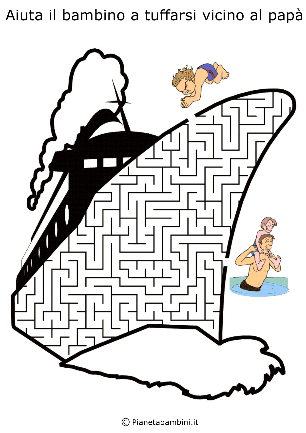 Labirinto-Nave