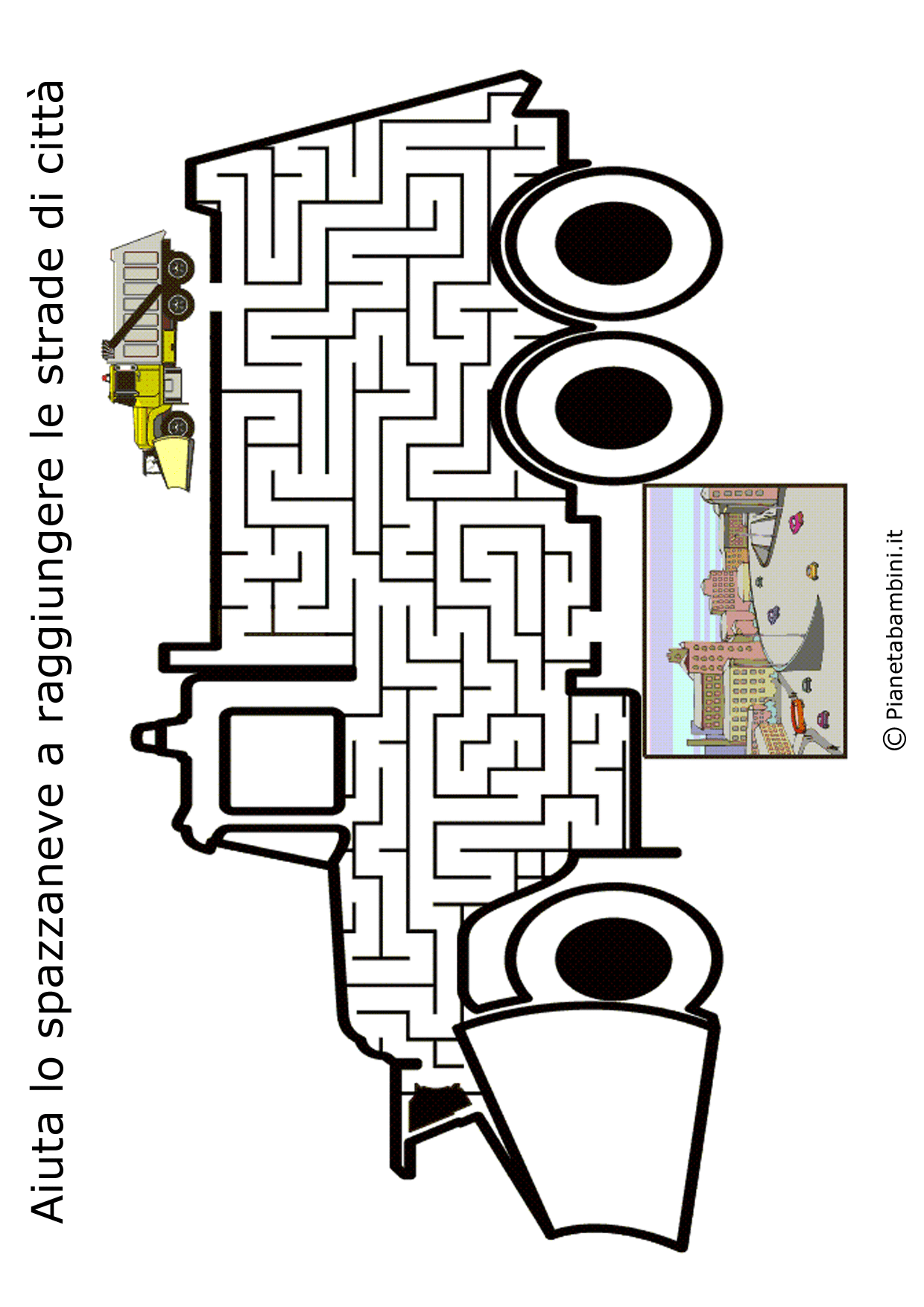 Labirinto-Spazzaneve