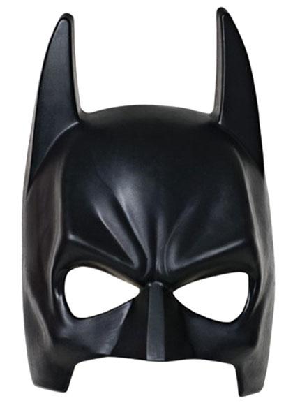 Maschera di Batman fai da te