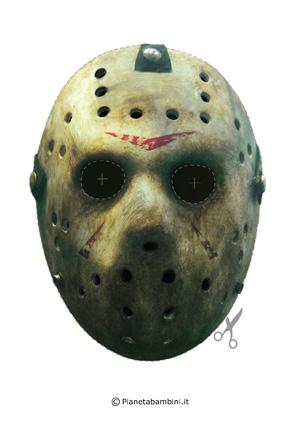 Immagine della maschera di Jason