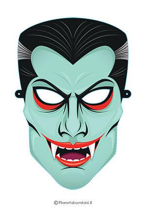 Immagine della maschera da vampiro