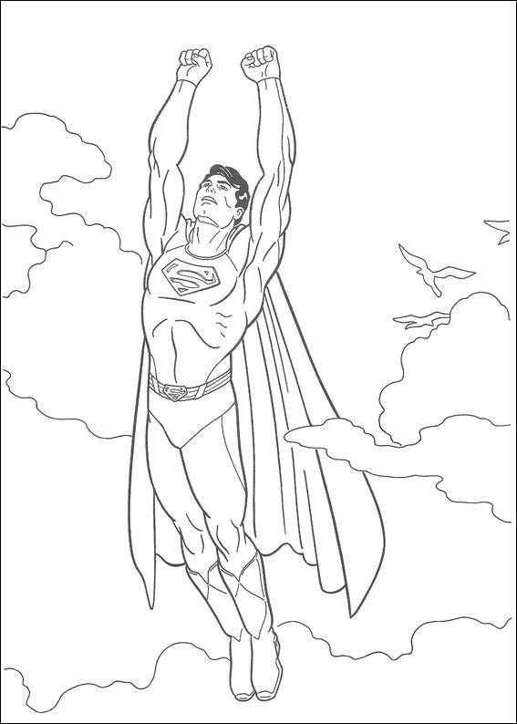 42 disegni di superman da colorare - Immagini di orsi da colorare in ...