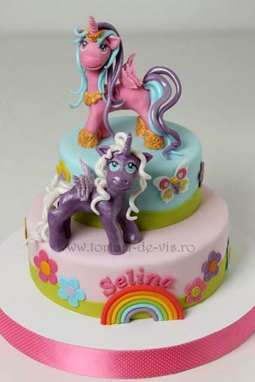 Foto della torta di My Little Pony n.04