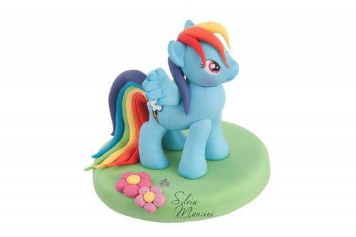 Foto della torta di My Little Pony n.08