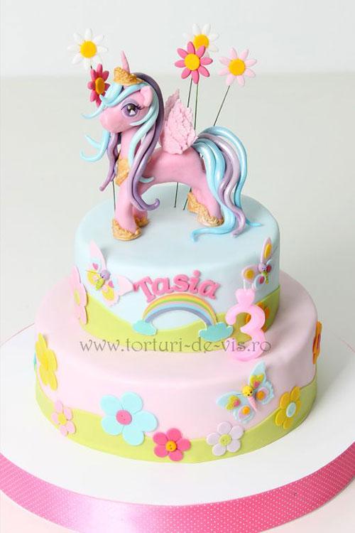 Foto della torta di My Little Pony n.09