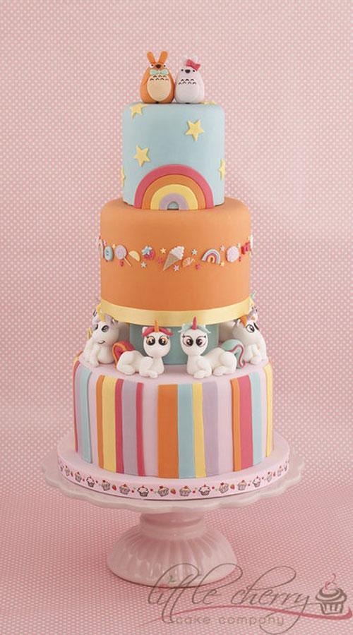 Foto della torta di My Little Pony n.10