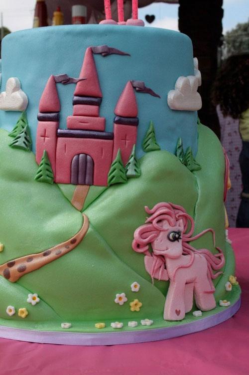 Foto della torta di My Little Pony n.16