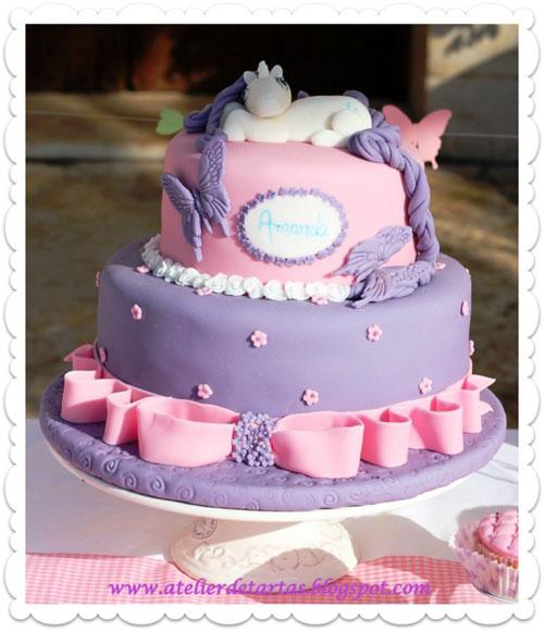 Foto della torta di My Little Pony n.21