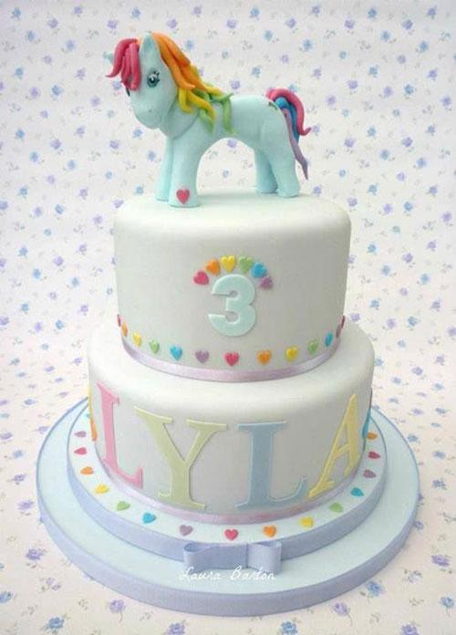 Foto della torta di My Little Pony n.24