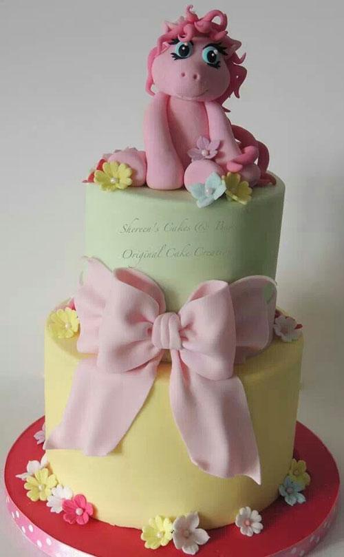 Foto della torta di My Little Pony n.27