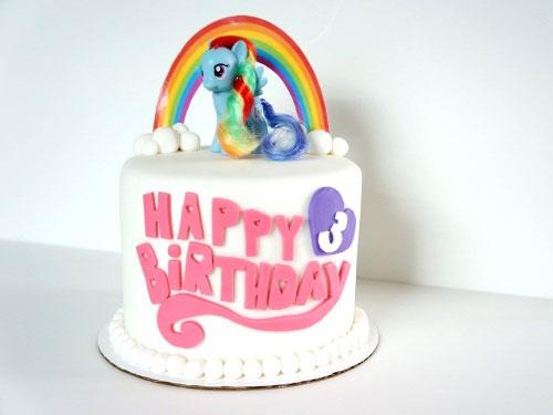 Foto della torta di My Little Pony n.30