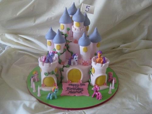 Foto della torta di My Little Pony n.32