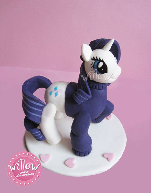 Foto della torta di My Little Pony n.36