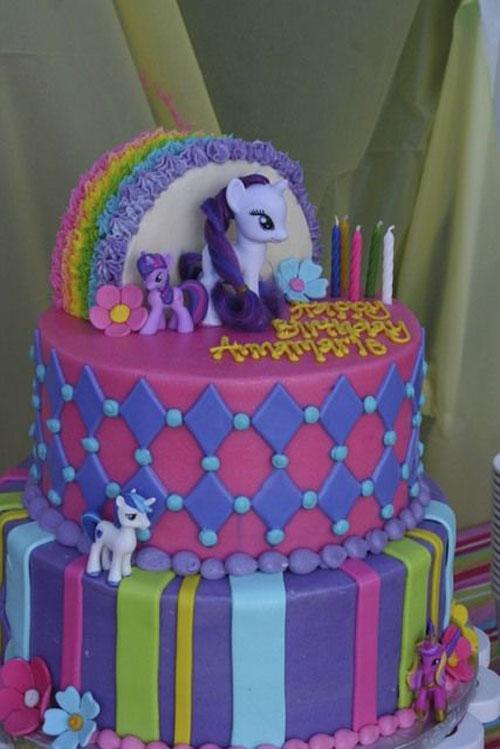 Foto della torta di My Little Pony n.45