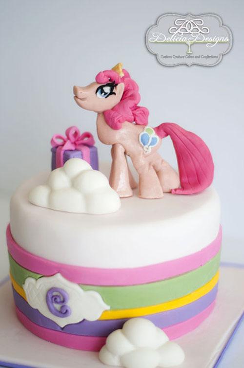 Foto della torta di My Little Pony n.46