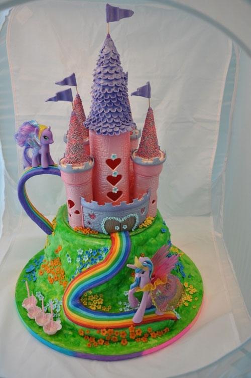 Foto della torta di My Little Pony n.49