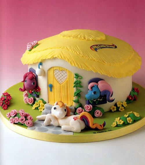 Foto della torta di My Little Pony n.50