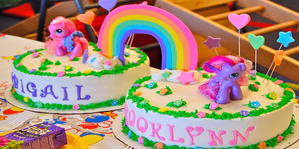 Foto torte di My Little Pony per bambini