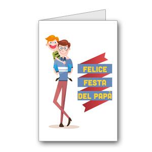 Immagine del biglietto di auguri per la Festa del Papà n. 1