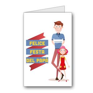 Immagine del biglietto di auguri per la festa del papà n.2