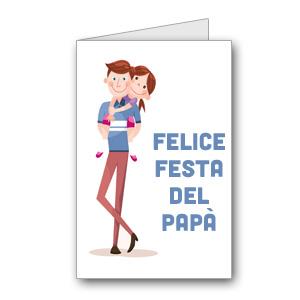 Biglietti Di Auguri Per La Festa Del Papà Pronti Da Stampare
