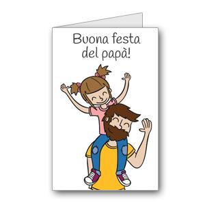 Immagine del biglietto di auguri per la Festa del Papà n. 12
