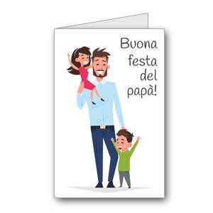 Immagine del biglietto di auguri per la Festa del Papà n. 13