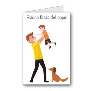 Immagine del biglietto di auguri per la Festa del Papà n. 14