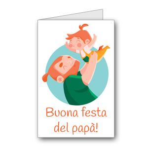Immagine del biglietto di auguri per la Festa del Papà n. 16