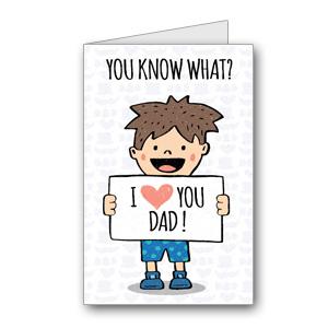 Immagine del biglietto di auguri per la Festa del Papà n. 19