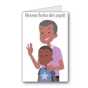 Immagine del biglietto di auguri per la Festa del Papà n. 20