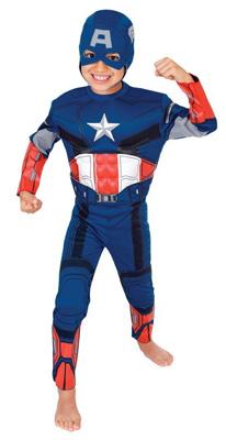 Immagine del costume di Capitan America