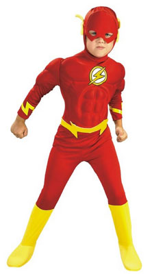 Foto del costume di Flash