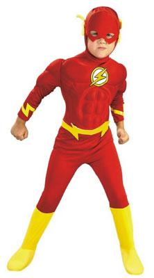 Costume di Flash per bambini