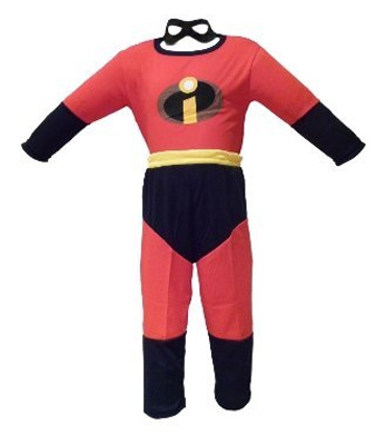 Immagine del costume de Gli Incredibili per bambini