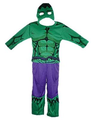 Immagine del costume di Hulk per bambini