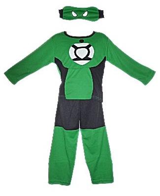 Immagine de vestito di Lanterna Verde per bambini