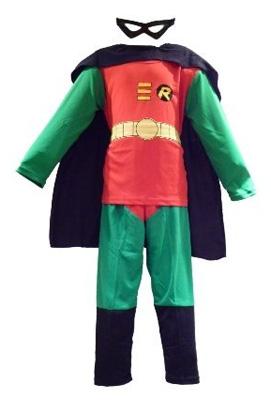 Immagine del costume di Robin per bambini