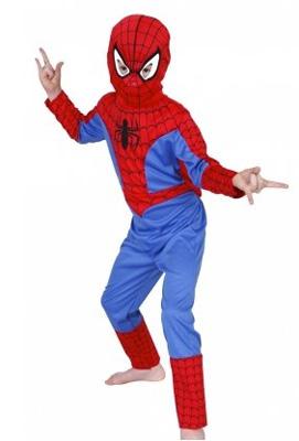 Immagine del costume di Spider-Man per bambini