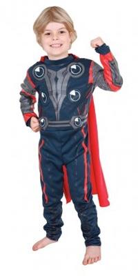Immagine del costume di Thor per bambini