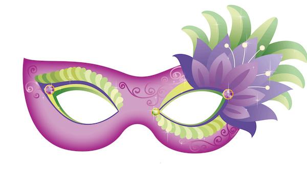 Maschera della principessa Tiana da stampare e ritagliare