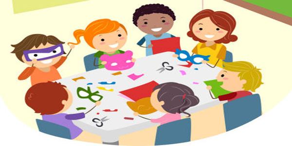 Maschere dei cartoni animati per bambini
