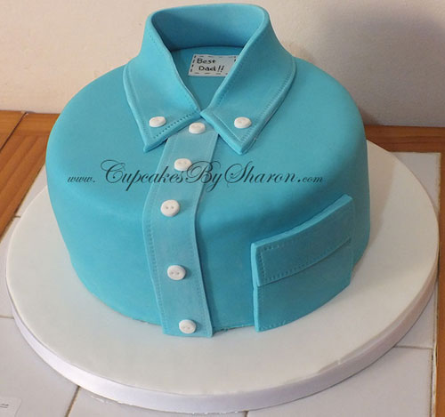 Foto della torta per la festa del papà n.2