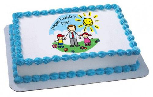 Foto della torta per la festa del papà n.4