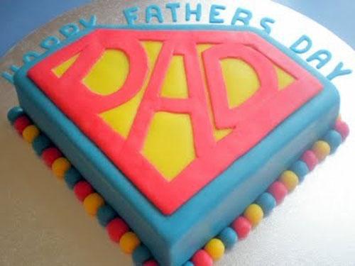 Foto della torta per la festa del papà n.5