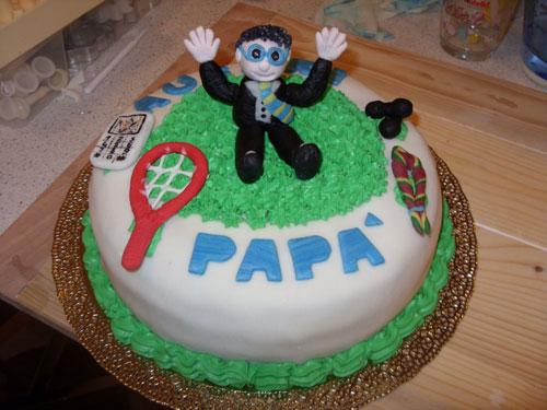 Foto della torta per la festa del papà n.6